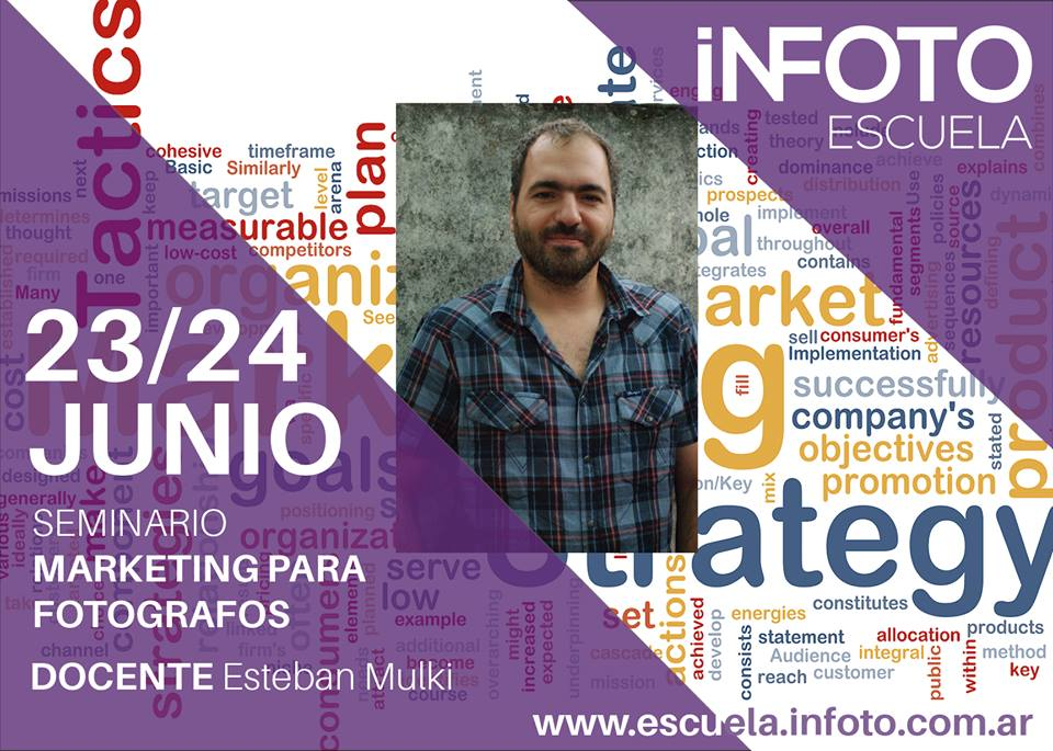 Seminario Marketing para Fotógrafos